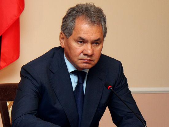 Сергей Шойгу лично проверит боеготовность депутатов и чиновников на сборах