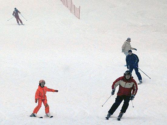 Туристов на горнолыжных курортах согреют туалеты