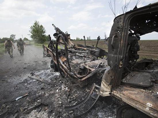 Битва за Краматорск: ополченцы несут потери