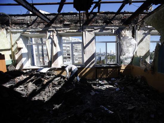 На Донбасс отправят наблюдателей с военным или полицейским опытом