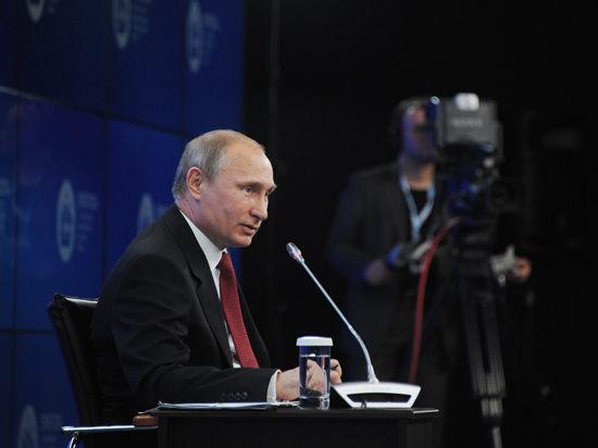 Путин на ПМЭФ: о реверсе газа Китаю и ЕС, гастарбайтерах из Индии и спасении Крыма от повторения Одессы