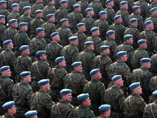 Открытое письмо Союза десантников России