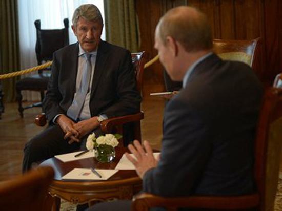 Филипп де Вилье: кого Путин принимал в Ливадийском дворце?