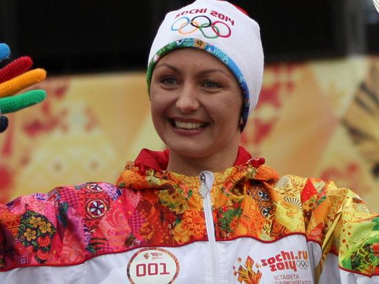 Компанию олимпийского руководства РФ разбавит очаровательная русалка