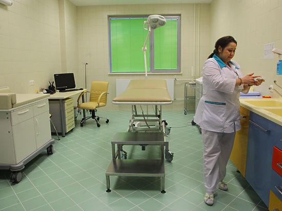 В первом квартале 2014 года российское здравоохранение не досчиталось по сравнению с тем же периодом 2013 года 43 100 человек