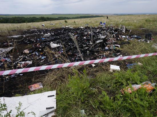 Катастрофа «Боинга»: Опубликован полный список летевших рейсом МН17