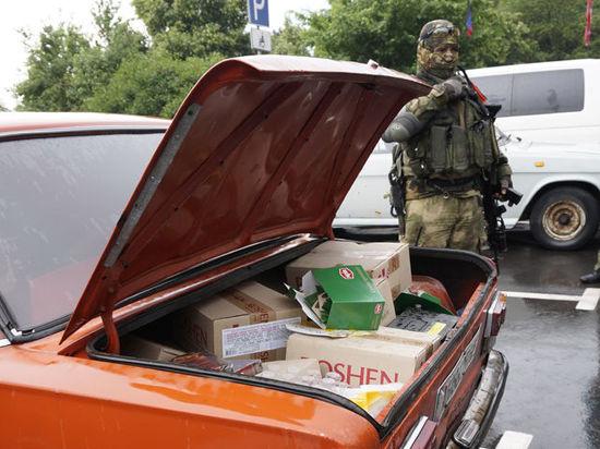 Мародеров поймали, грабеж продолжился. Жители Донецка разорили гипермаркет Metro