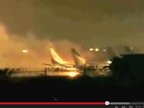 На пакистанский аэропорт напали талибы-узбеки