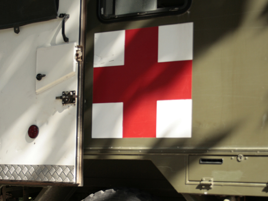 Вторжение гречки. Гуманитарный конвой охраняют ополченцы