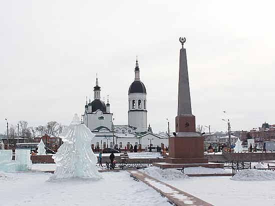 замене фото г канск красноярского края зимой так