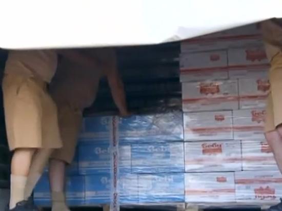 «Правый сектор» готов разгромить гуманитарный конвой