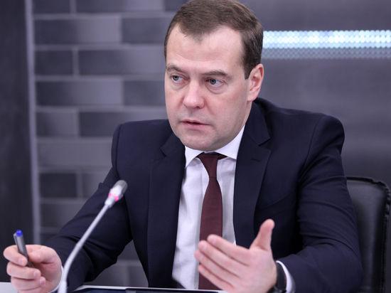 Медведев после выборов: «Власть в России основана на легальных процедурах»