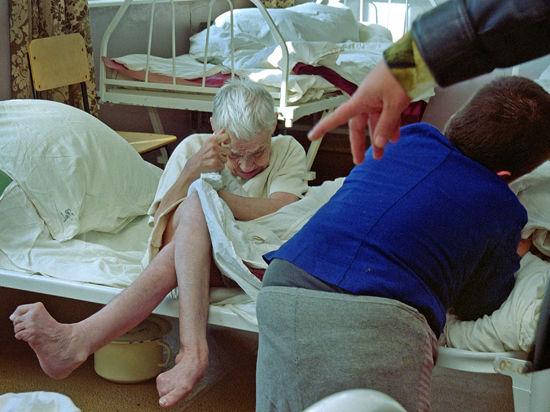 Порно в больнице детской