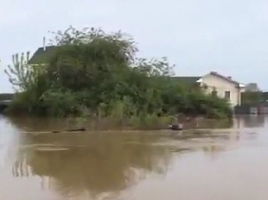 Наводнение в Сибири грозит чиновникам уголовным делом