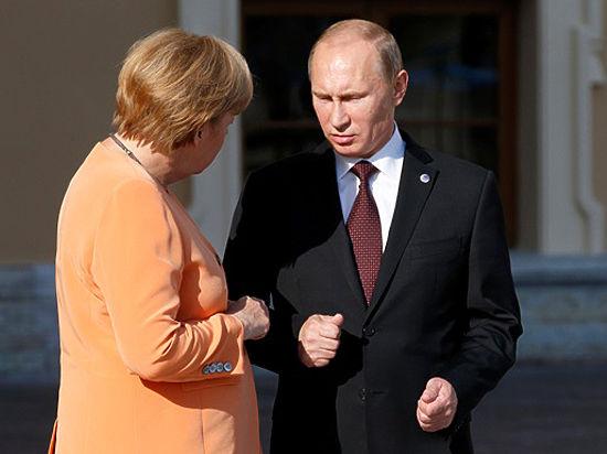 Опять не пригласили: Меркель посоветовала Путину и не мечтать попасть на саммит G7