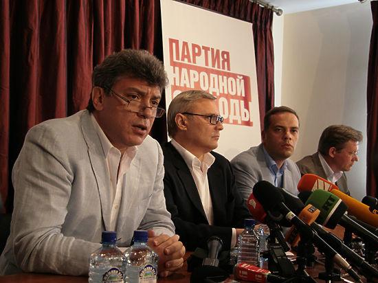 Кто заменит Немцова в руководстве РПР- «Парнас»? Алексей Навальный — возможная кандидатура