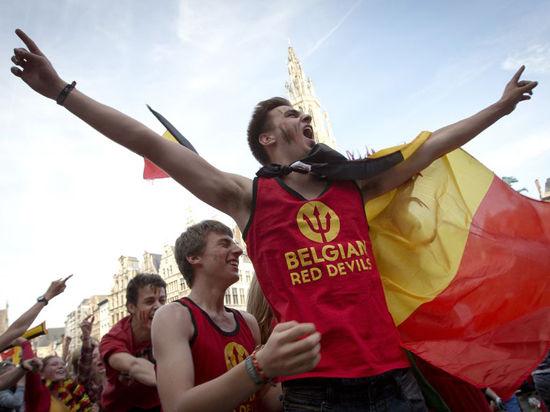 Бельгия - США - 2:1: Европейцы в сумасшедшем матче одолели американцев. Онлайн