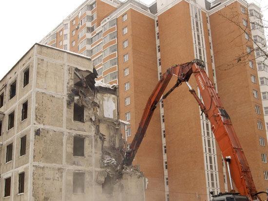 После 2016 года реновацией жилого фонда займутся инвесторы