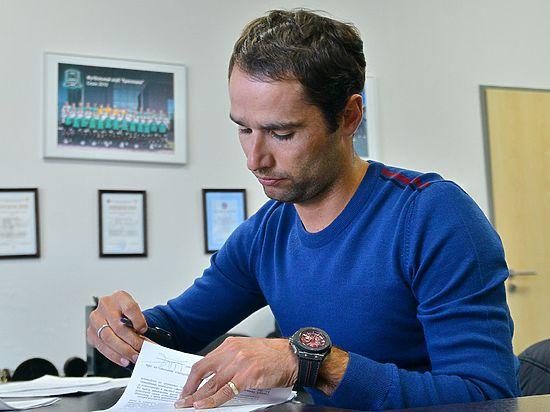 Роман Широков перешел из «Спартака» в «Краснодар» на правах аренды до конца сезона