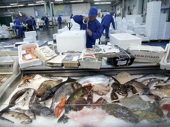 Цены на морепродукты вырастут на 30%