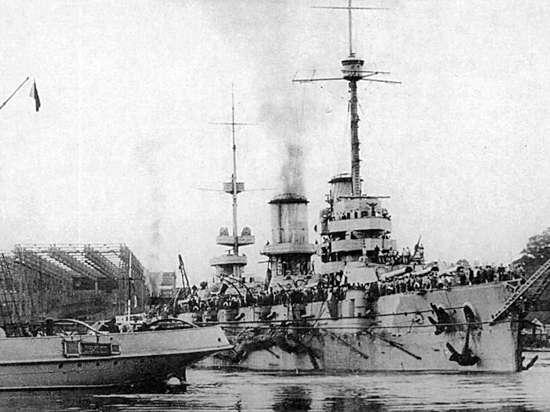 Гибель линкора «Императрица Мария» - одна из главных тайн Первой Мировой