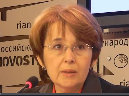 Оксана Дмитриева не пойдет на выборы губернатора Петербурга