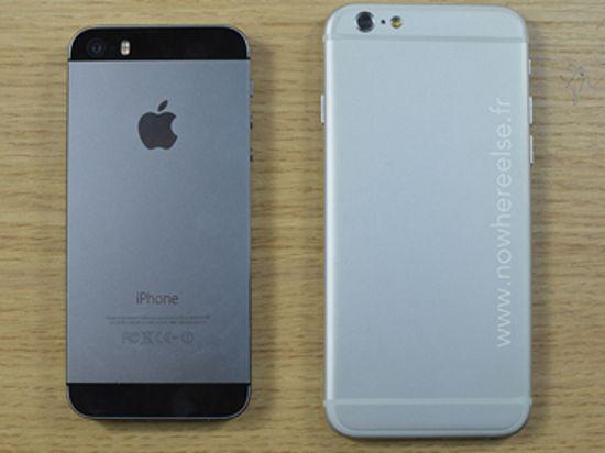 iPhone 6 появится на рынке 19 сентября