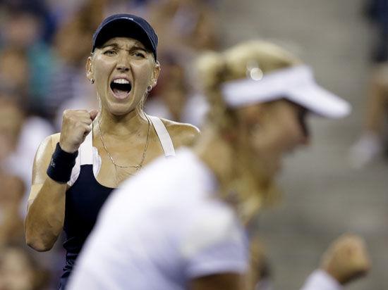 Веснина и Макарова выиграли US Open. В чем причина успеха?