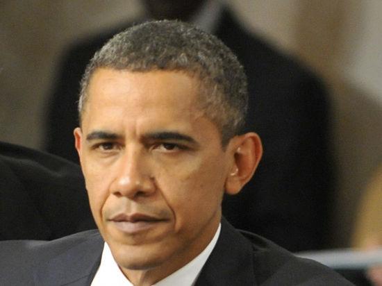 Незнакомец с ножом проник в личные покои Барака Обамы в Белом доме