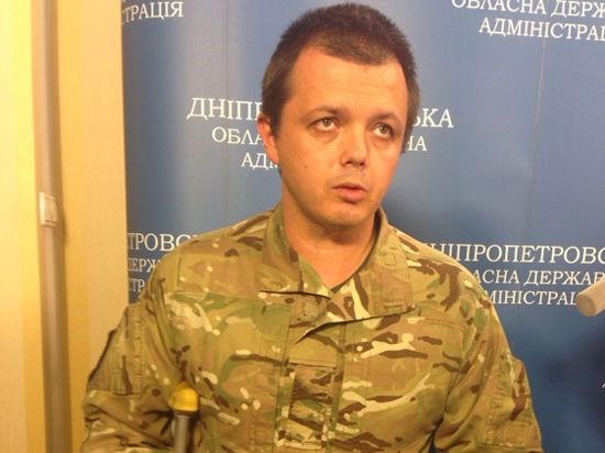 Как командир батальона «Донбасс» Семенченко учился во ВГИКе