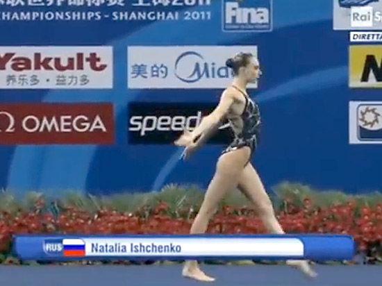 Спортсменка может принять участие на чемпионате мира по водным видам спорта в 2015 году в Казани