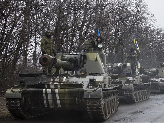 ОБСЕ на Донбассе ловит танки  и реактивные установки в неположенных местах
