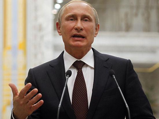Путин запретил паразитировать на рубле