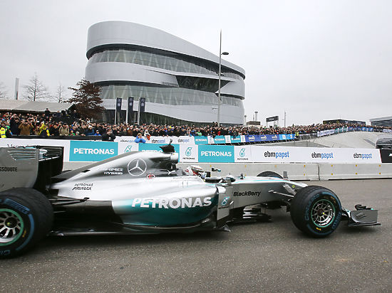 «Формула-1»: как угнать Ferrari?