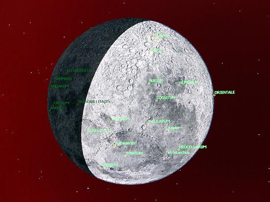 Попав на спутник нашей планеты с астероидами, они могли законсервироваться в лунной лаве