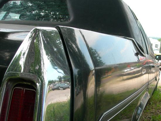 Разработчики вставили палки в колеса президентского лимузина