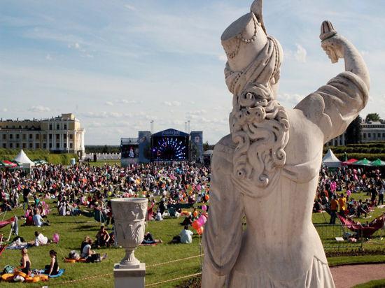 Очередной фестиваль «Усадьба Jazz» пройдет в   Архангельском