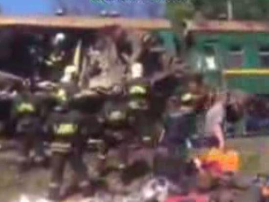 Катастрофа в Бекасово: излом рамы мог быть невидим для осмотрщиков товарных вагонов