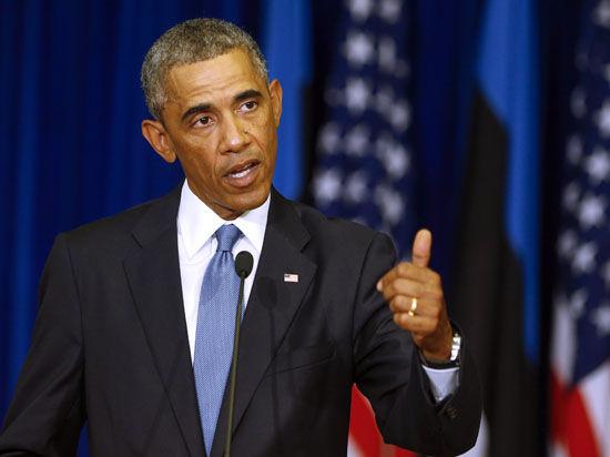 Обама сравнил Россию с нацистскими оккупантами и призвал забыть о