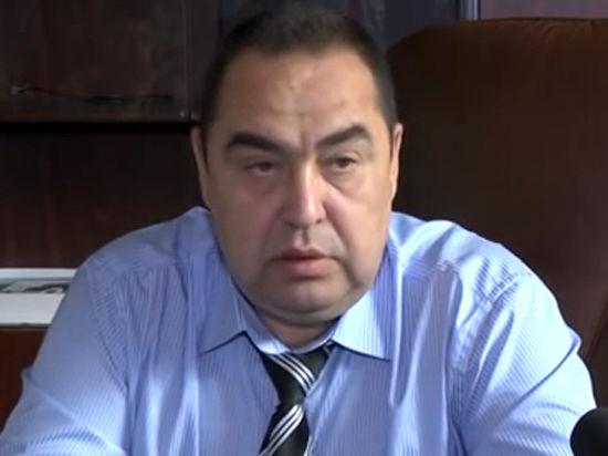 Глава ЛНР Плотницкий: «Закон об особом статусе Донбасса соответствует нашим переговорным позициям»