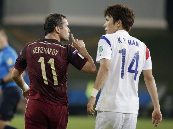 Забудьте это с Кореей. Сборная России способна выйти в плей-офф и ещё 3 вывода после стартовой игры команды Капелло на ЧМ-2014