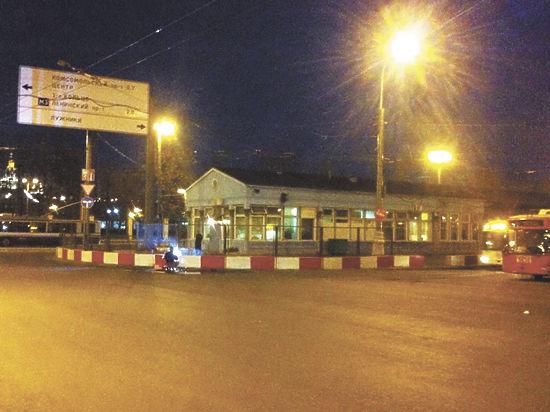 В Москве уберут последний из уникальных «троллейбусных вокзалов»