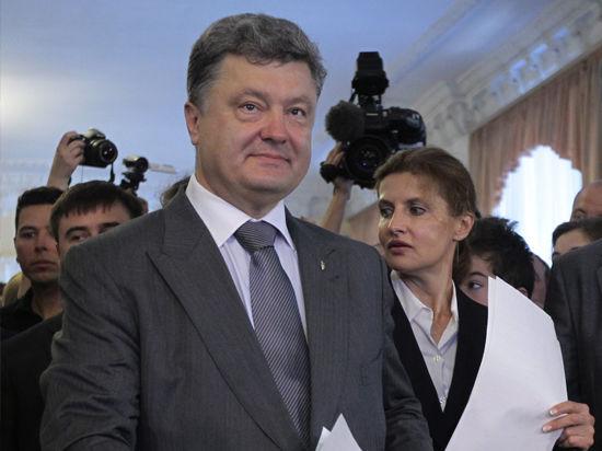 Украина выбрала нового президента. Порошенко ограничился одним туром