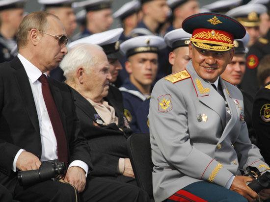 Шойгу: Россия развивает космическую систему, которая защитит от ядерных угроз