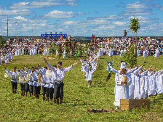 Ысыах Туймаады посетили 175 тысяч человек
