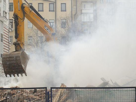Очередной градостроительный скандал в Москве: вместо шикарного особняка власти хотят возвести заурядную гостиницу