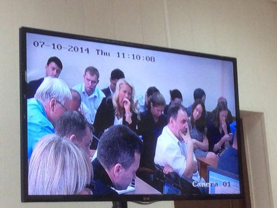 Начались слушания по делу Васильевой. Сама она едва не заснула на заседании