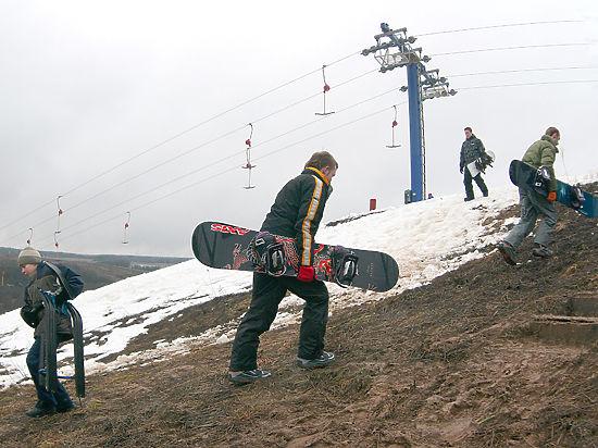 Власти Подмосковья решили поддержать горнолыжные курорты региона, снизив налог на землю и на прибыль