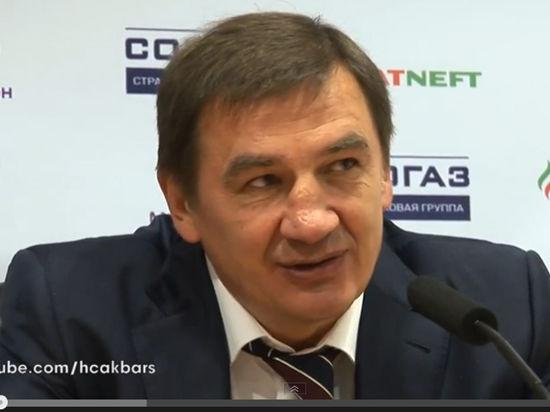 Брагин: между молодежной сборной России и Знарком очень плотный контакт