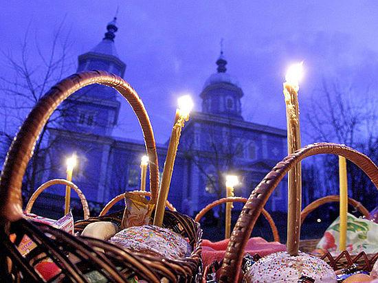 Православные готовятся отметить Пасху